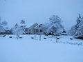 Rose Isle Farm House Deep Snow